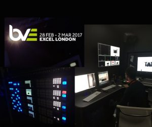 And so to… BVE